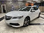 2017 Acura TLX w/Technology Pkg