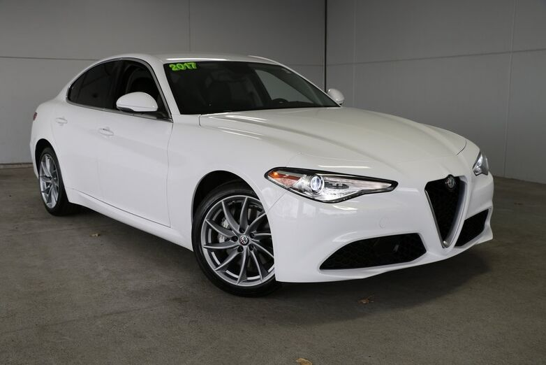2017 Alfa Romeo Giulia Base Merriam KS