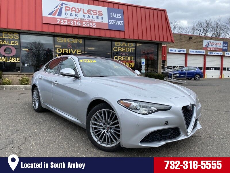 Used Alfa Romeo Giulia South Amboy Nj