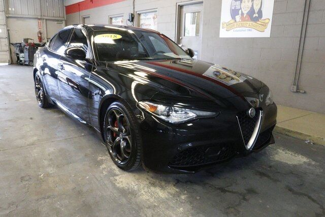 2017 Alfa Romeo Giulia Ti Winter Haven FL