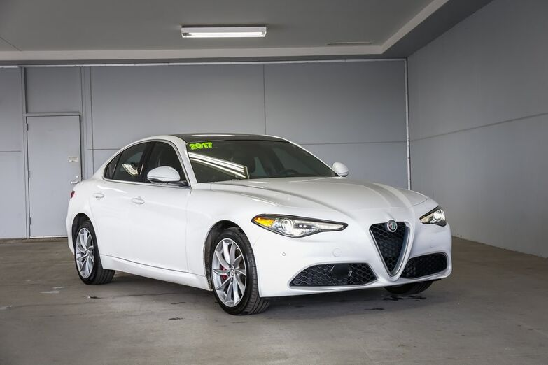 2017 Alfa Romeo Giulia Ti Merriam KS