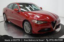 Alfa Romeo Giulia Ti NAV,CAM,PANO,HTD STS,PARK ASST,BLIND SPOT 2017