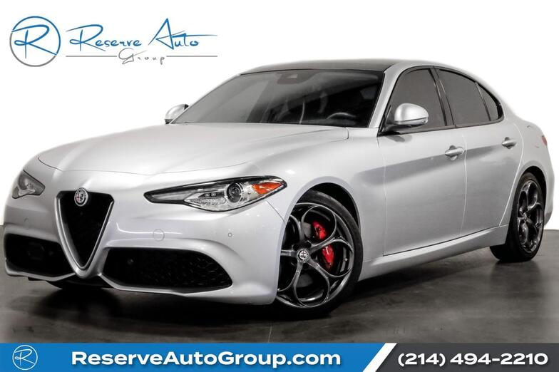 2017 Alfa Romeo Giulia Ti The Colony TX