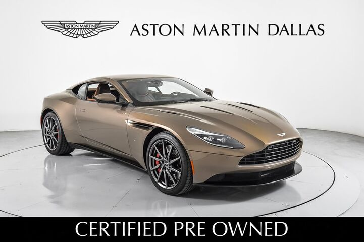 2017 Aston Martin DB11  Dallas TX