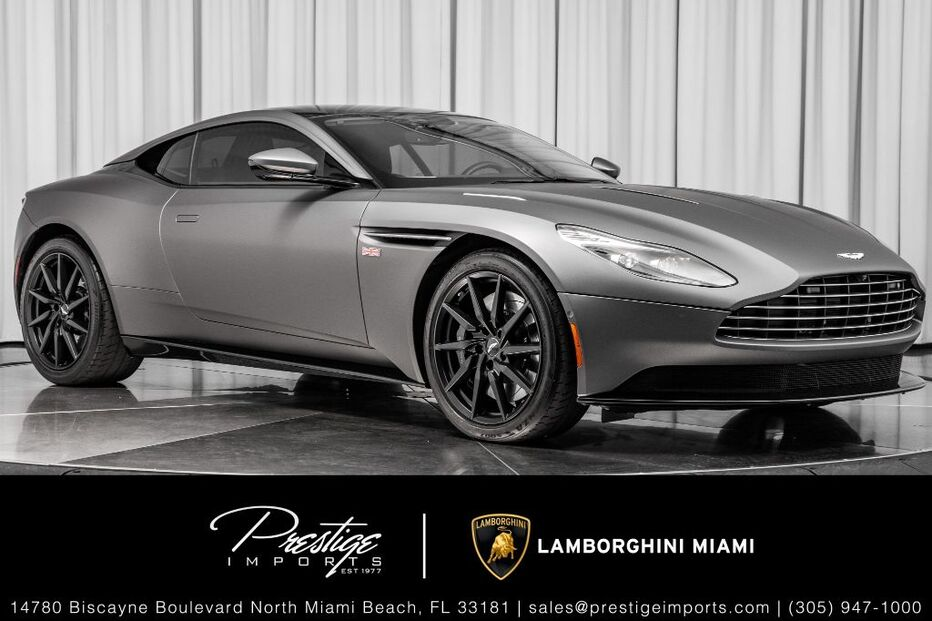 2017_Aston Martin_DB11__ North Miami Beach FL