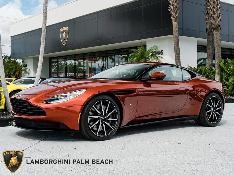 2017 Aston Martin DB11  Palm Beach FL