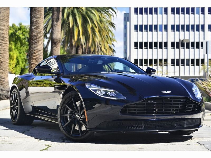 2017_Aston Martin_DB11 COUPE__ Beverly Hills CA