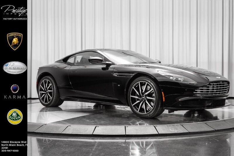 2017_Aston Martin_DB11 Launch Edition__ North Miami Beach FL