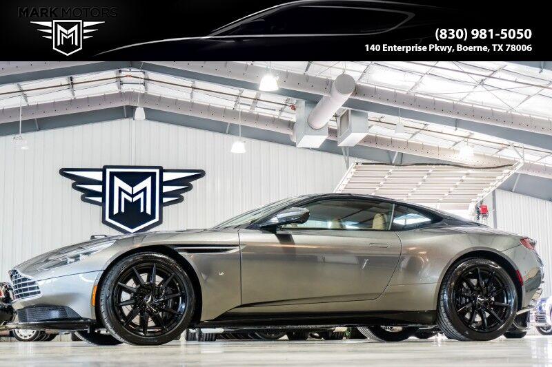 2017_Aston Martin_DB11_Launch Edition_ Boerne TX