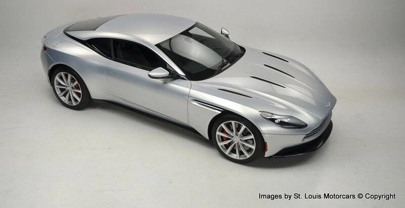 2017 Aston Martin DB11 V12 Coupe