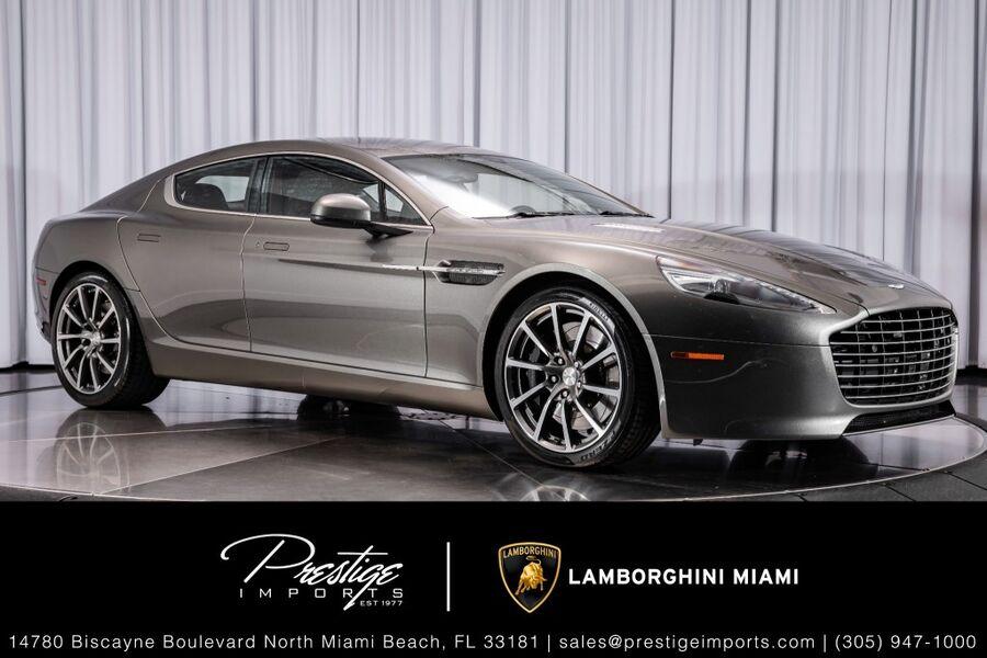 2017_Aston Martin_Rapide S__ North Miami FL