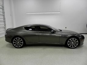 Aston Martin Rapide S Shadow Edition 2017