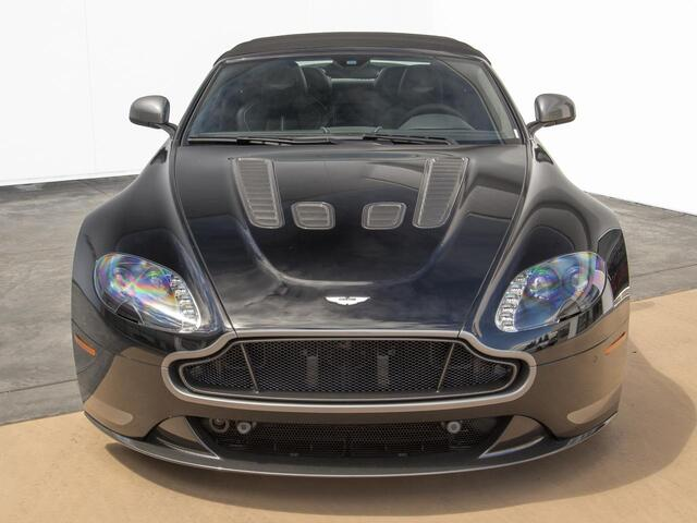 2017 Aston Martin Vant V12 S Road Roadster Sports Plus Package Los Gatos CA