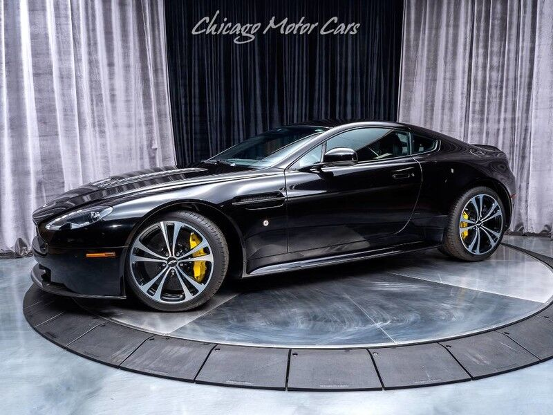 2017_Aston Martin_Vantage_V12 S Coupe **MSRP $215,336**_ Chicago IL