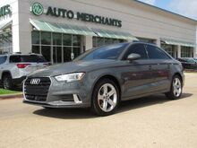 2017_Audi_A3_2.0 TFSI Premium 2.0L 4CYL AUTOMATIC TURBO, LEATHER SEATS, SUNROOF,  BLUETOOTH, BACK UP CAMERA_ Plano TX