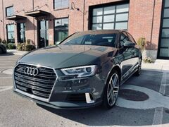 2017 Audi A3 2.0 TFSI Premium