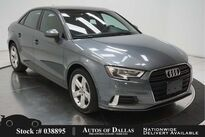 Audi A3 2.0T Premium CAM,PANO,HTD STS,KEY-GO,HID LIGHTS 2017