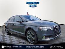 2017_Audi_A3_2.0T Premium_ Miami FL