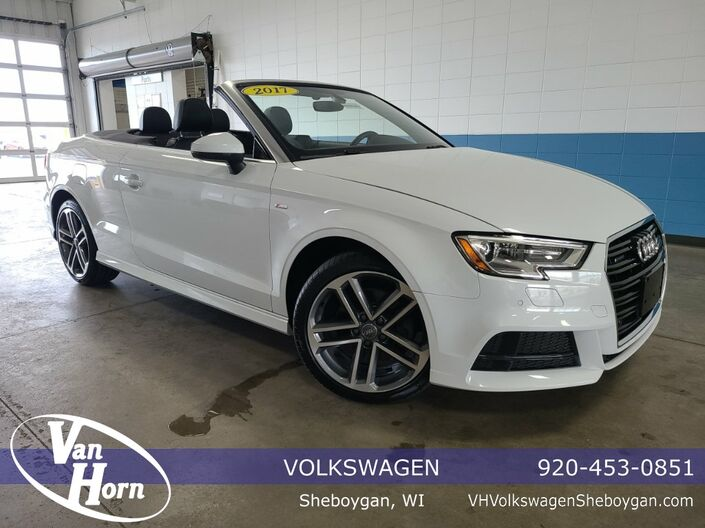 2017 Audi A3 2.0T Premium Plus Milwaukee WI
