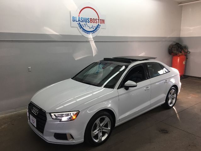 2017 Audi A3 Sedan Premium Holliston MA
