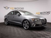 2017_Audi_A3 Sedan_Premium Pano Roof,Rear Camera,Bluetooth,Warranty_ Houston TX