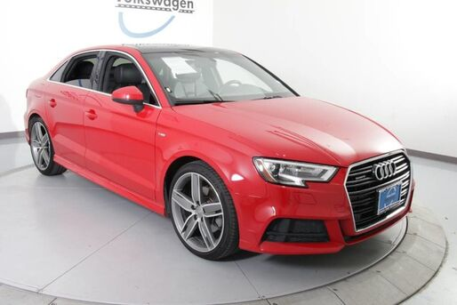 2017_Audi_A3 Sedan_Premium Plus_ Longview TX