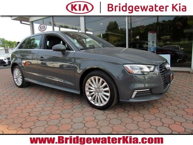 2017 Audi A3 Sportback e-tron Premium Plus, Technology Package, Advanced  Key, Navigation, Rear-View Camera, Audi Side Assist, Bluetooth Streaming