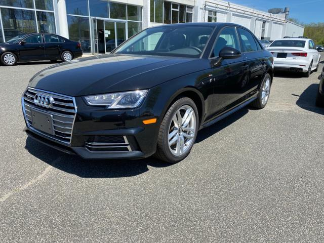 2017 Audi A4 2.0 TFSI Auto Season of Audi Premiu Pittsfield MA