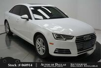 Audi A4 2.0T CAM,SUNROOF,KEY-GO,17IN WLS,HID LIGHTS 2017