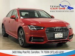 2017_Audi_A4_2.0T PREMIUM PLUS QUATTRO S LINE TECH PKG BANG AND OLUFSEN SOUN_ Carrollton TX