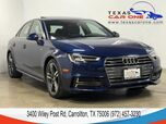 2017 Audi A4 2.0T PREMIUM PLUS QUATTRO TECH PKG SPORT PKG NAVIGATION BANG AND