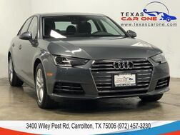 2017_Audi_A4_2.0T PREMIUM SUNROOF LEATHER HEATED SEATS REAR CAMERA KEYLESS ST_ Carrollton TX