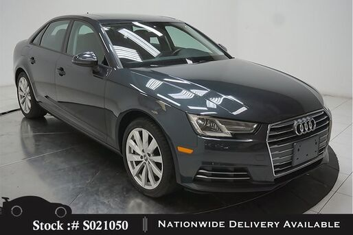 2017_Audi_A4_2.0T Premium CAM,SUNROOF,HTD STS,HID LIGHTS_ Plano TX