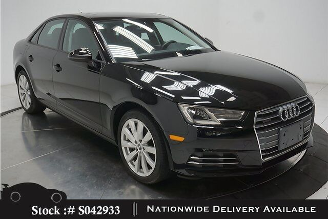 2017 Audi A4 2.0T Premium NAV,CAM,SUNROOF,HTD STS,18IN WHLS Plano TX