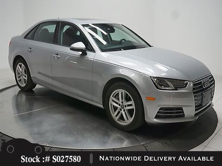 2017_Audi_A4_2.0T Premium NAV,CAM,SUNROOF,HTD STS,HID LIGHTS_ Plano TX