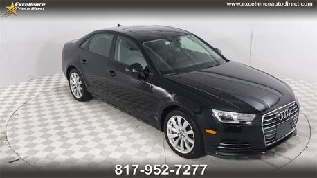 2017_Audi_A4_2.0T Premium PADDLE SHIFTER,SUNROOF,BCK-CAM,BLUETOOTH..._ Euless TX
