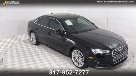 2017_Audi_A4_2.0T Premium Plus PADDLE SHIFTER,SUNROOF,BCK-CAM,NAV,BLUETOOTH/USB.._ Euless TX
