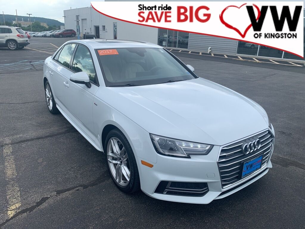 2017_Audi_A4_2.0T Premium quattro_ Kingston NY
