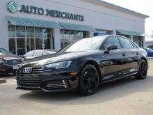 2017_Audi_A4_2.0T Premium quattro Sedan*MSRP $45,350.00, Convenience package*Sun/Moonroof, Back-Up Camera_ Plano TX