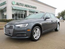 2017_Audi_A4_2.0T Premium quattro Sedan,Turbocharged,Back-Up Camera Bluetooth Connection,Navigation System,_ Plano TX