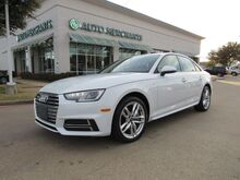 2017_Audi_A4_2.0T Premium quattro Sedan,Turbocharged,Back-Up Camera, Bluetooth Connection,Navigation System,_ Plano TX