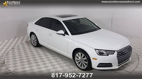 2017_Audi_A4_2.0T Ultra  Premium PADDLE SHIFTER,SUNROOF,BCK-CAM,BLUETOOTH/USB..._ Euless TX
