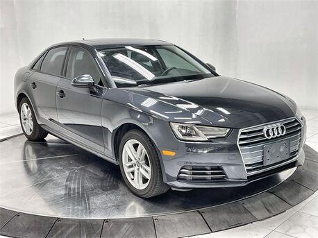 2017_Audi_A4_2.0T ultra Premium CAM,SUNROOF,KEY-GO,18IN WHLS_ Plano TX