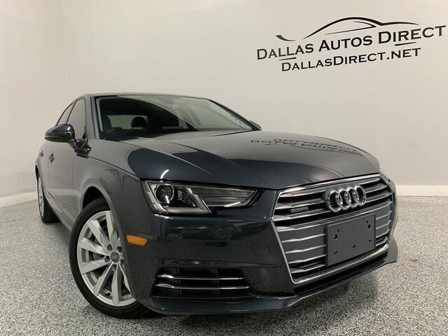 2017 Audi A4 LOW MILES**FACTORY WARRANTY** Carrollton  TX