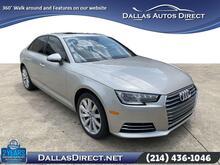 2017_Audi_A4_Premium_ Carrollton  TX