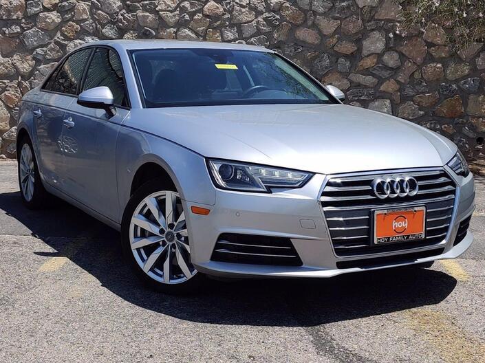 2017 Audi A4 Premium El Paso TX