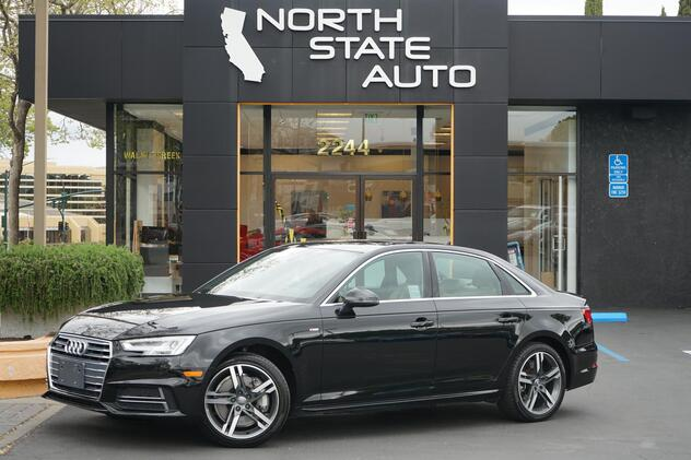 2017_Audi_A4_Premium Plus_ Walnut Creek CA