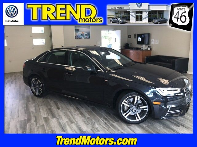2017 Audi A4 Premium Plus Morris County NJ