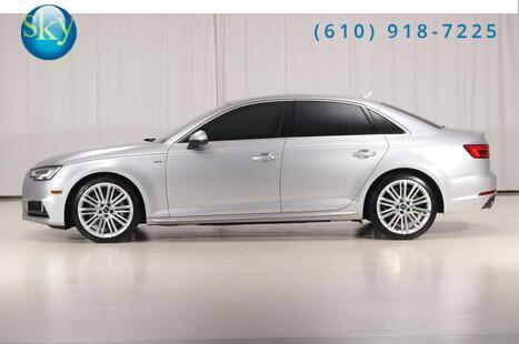 Audi A4 Quattro AWD Prestige DRIVER ASSIST SPORT PKGS 2017