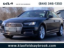 2017_Audi_A4_Season of Audi Premium_ Old Saybrook CT